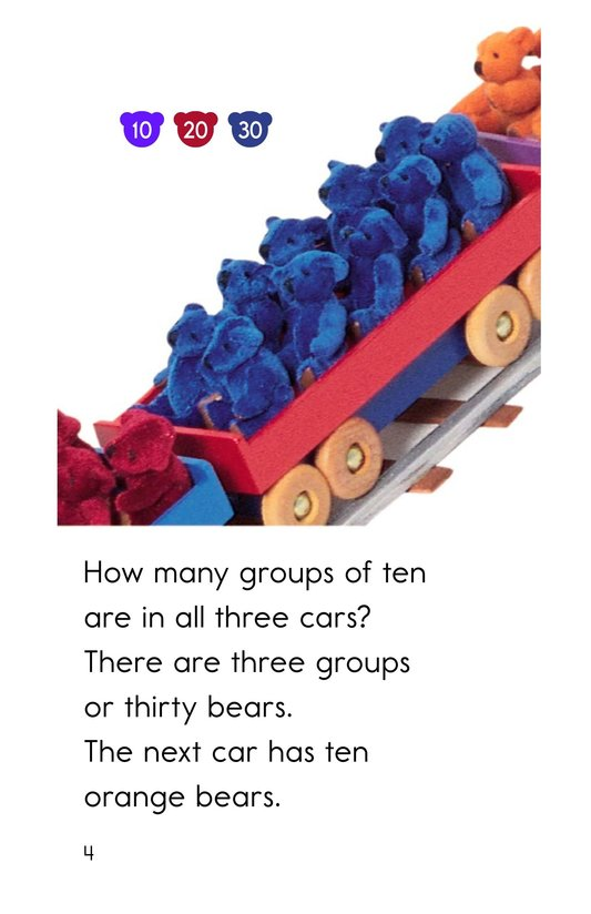 Book Preview For Bears, Ten by Ten Page 4