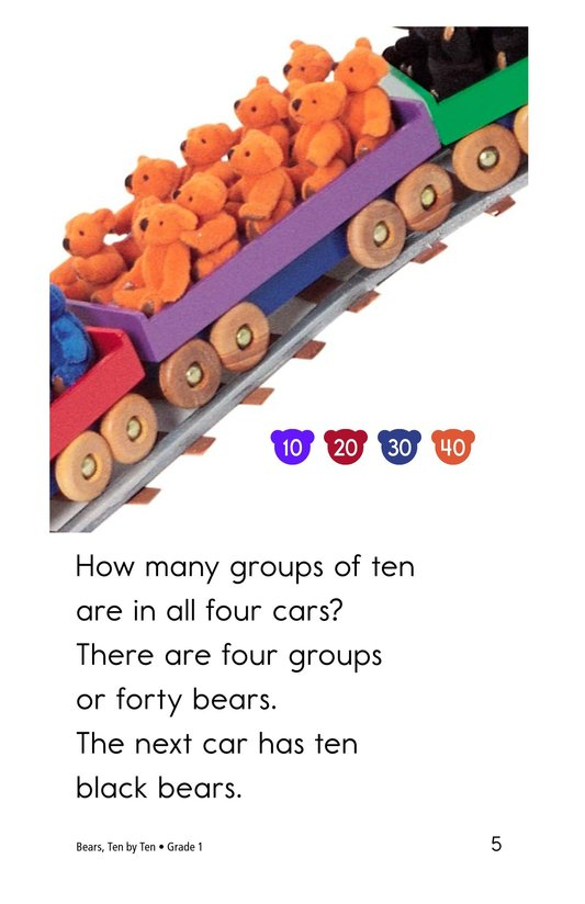 Book Preview For Bears, Ten by Ten Page 5