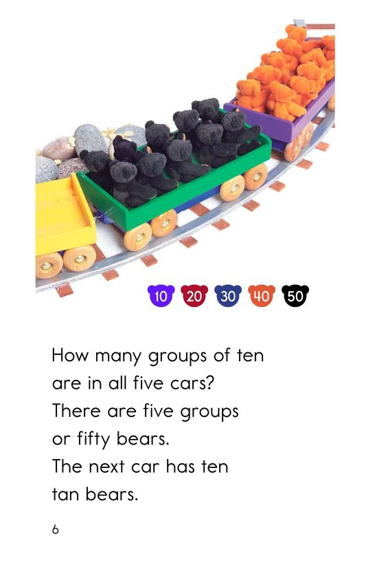 Book Preview For Bears, Ten by Ten Page 6