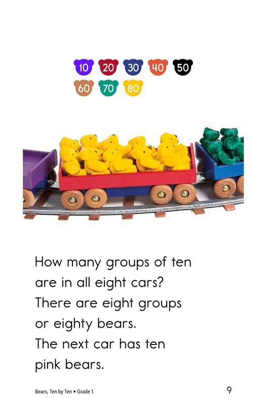 Book Preview For Bears, Ten by Ten Page 9