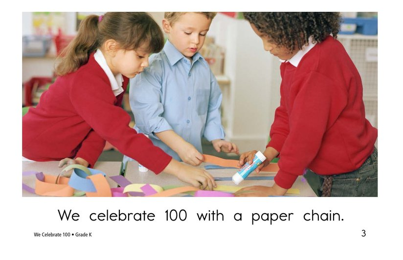 Book Preview For We Celebrate 100 Page 3