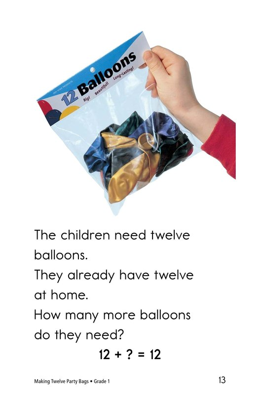 Book Preview For Making Twelve Party Bags Page 13