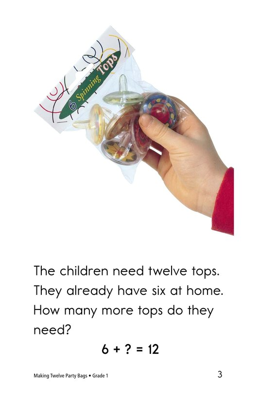 Book Preview For Making Twelve Party Bags Page 3