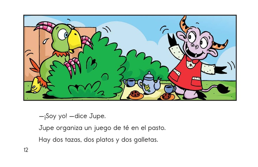 Book Preview For Hide and Seek with Zog Page 12