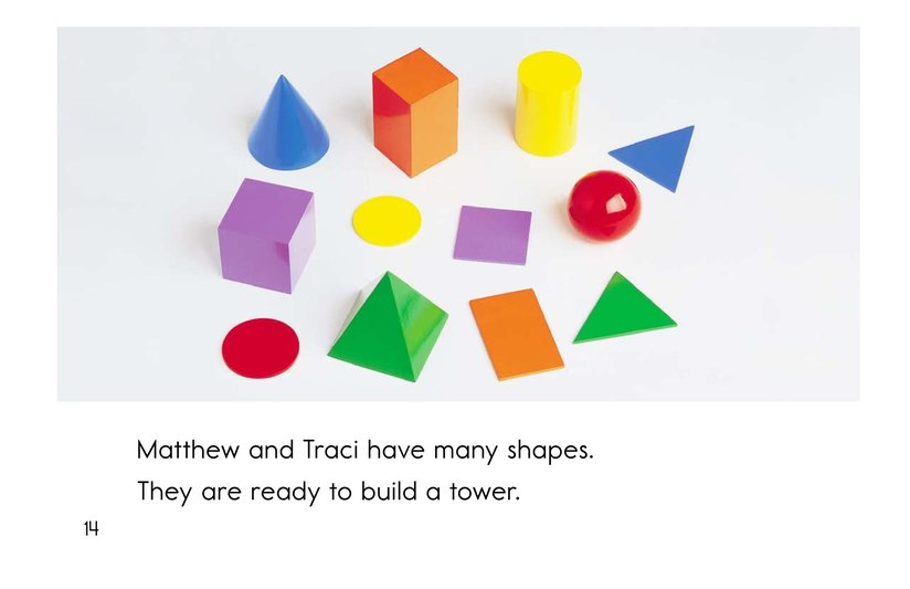 Book Preview For The Shape Game Page 14