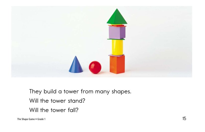 Book Preview For The Shape Game Page 15