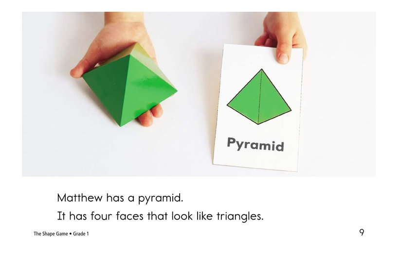 Book Preview For The Shape Game Page 9