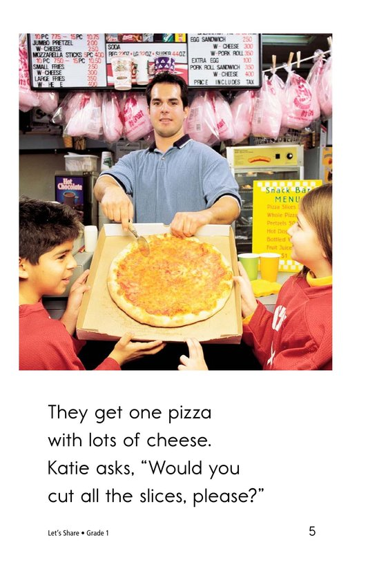Book Preview For Let's Share Page 5