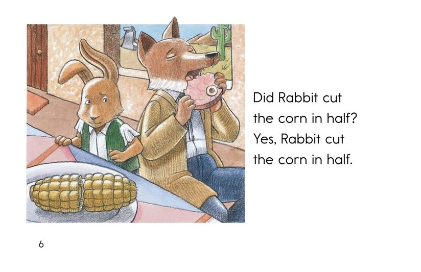 Book Preview For What Is a Half? Page 6