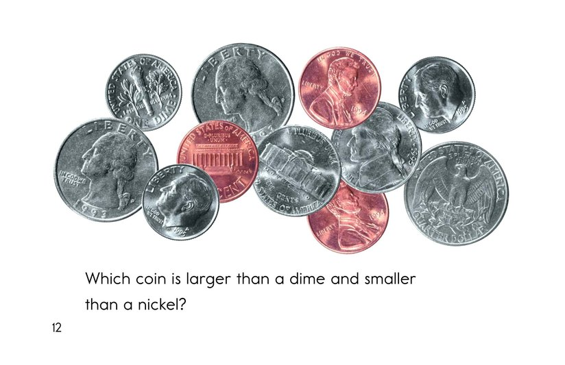 Book Preview For All About Coins Page 12