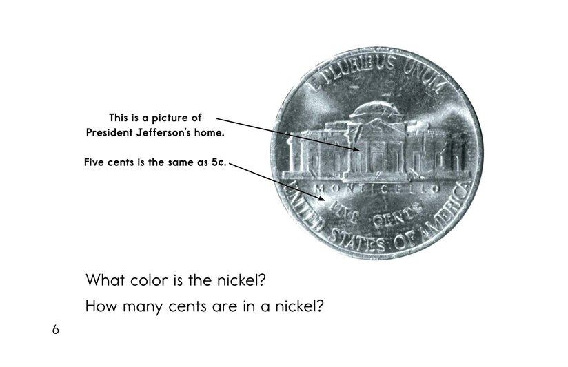 Book Preview For All About Coins Page 6