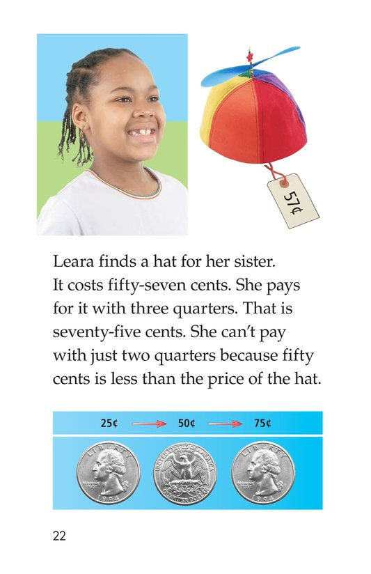 Book Preview For Coins Count Page 22