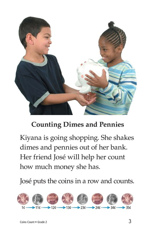 Book Preview For Coins Count Page 3