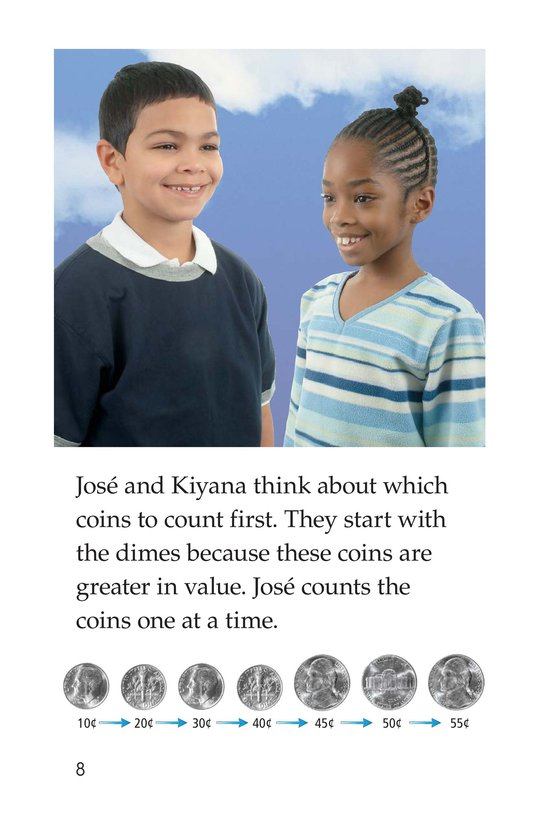 Book Preview For Coins Count Page 8