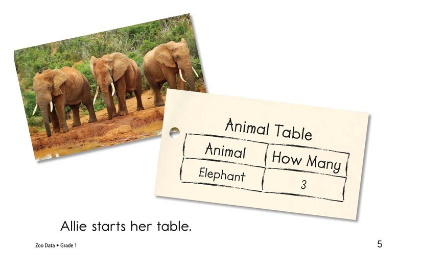 Book Preview For Zoo Data Page 5
