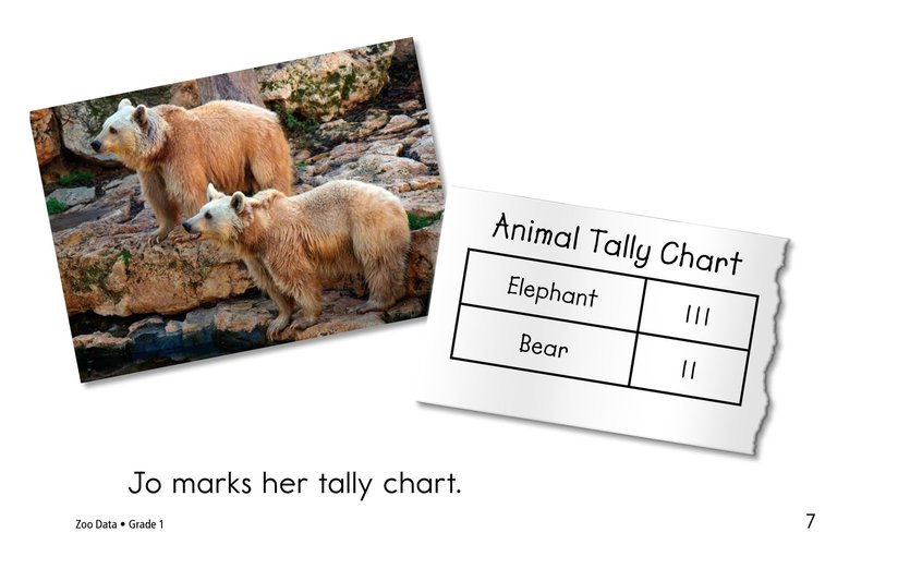 Book Preview For Zoo Data Page 7