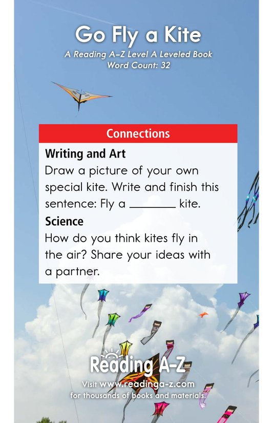 Book Preview For Go Fly a Kite Page 11