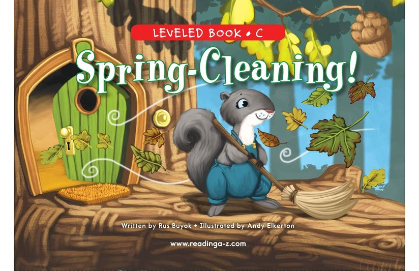 Book Preview For Spring-Cleaning! Page 0