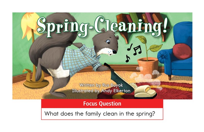 Book Preview For Spring-Cleaning! Page 1