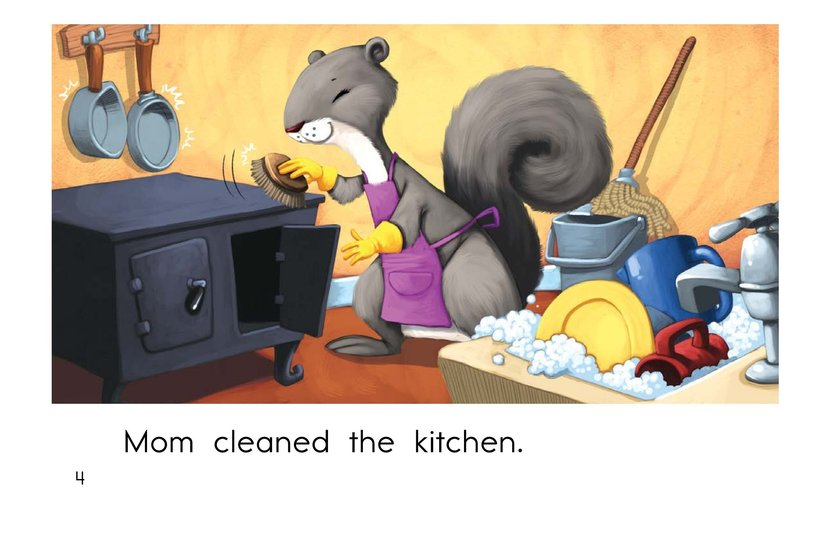 Book Preview For Spring-Cleaning! Page 4