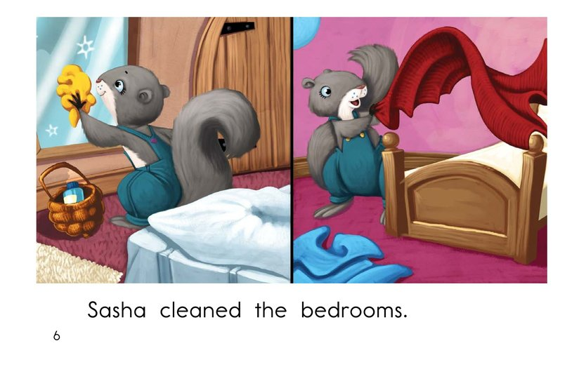 Book Preview For Spring-Cleaning! Page 6