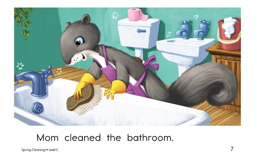 Book Preview For Spring-Cleaning! Page 7