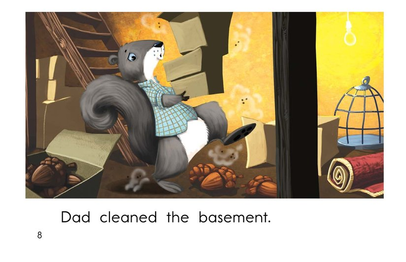 Book Preview For Spring-Cleaning! Page 8
