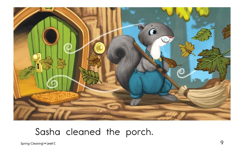 Book Preview For Spring-Cleaning! Page 9
