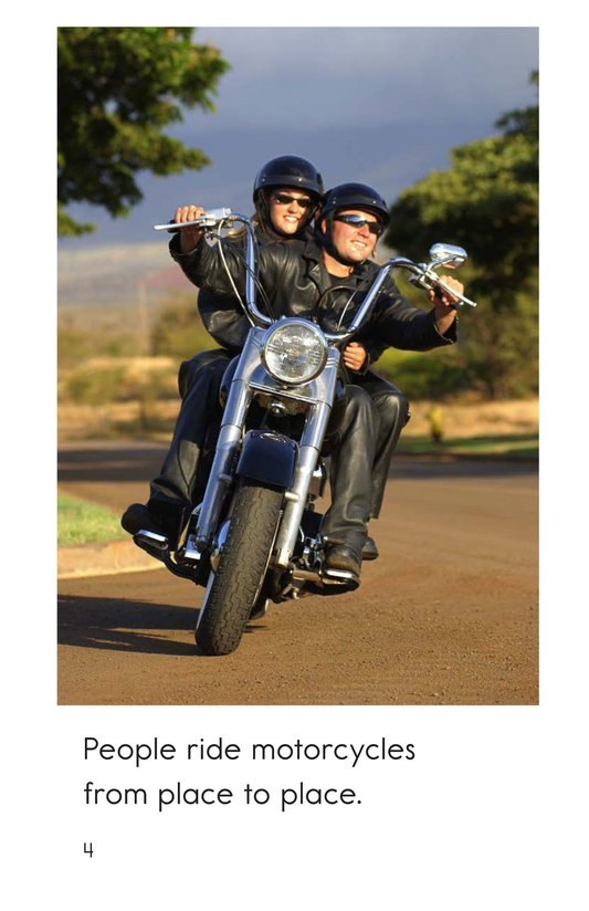 Book Preview For Motorcycles Page 4
