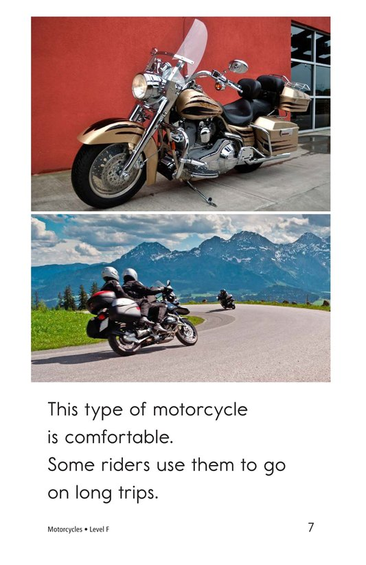Book Preview For Motorcycles Page 7