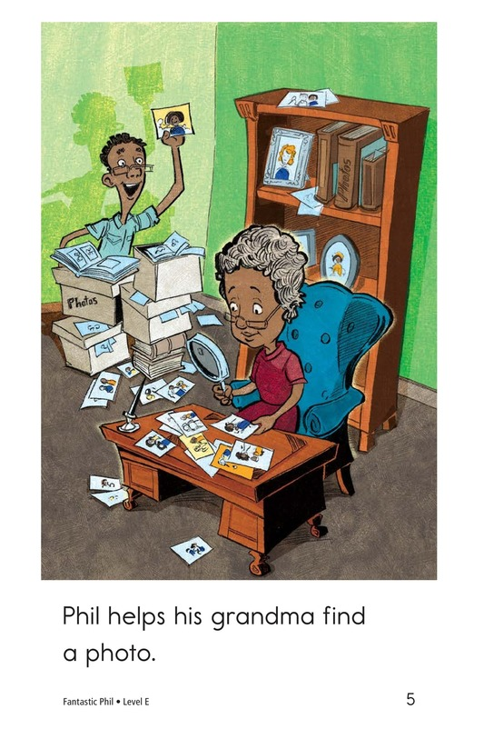 Book Preview For Fantastic Phil Page 5