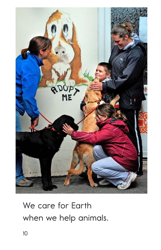 Book Preview For Caring For Earth Page 10