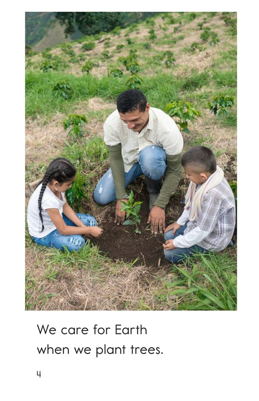 Book Preview For Caring For Earth Page 4