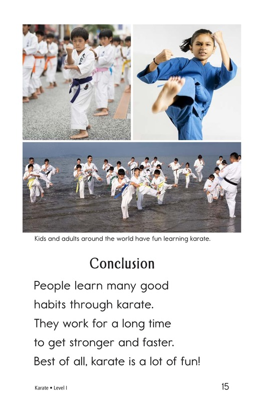 Book Preview For Karate Page 15