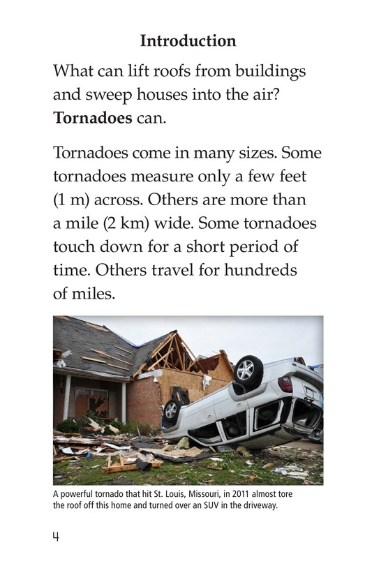 Book Preview For Tornadoes Page 4