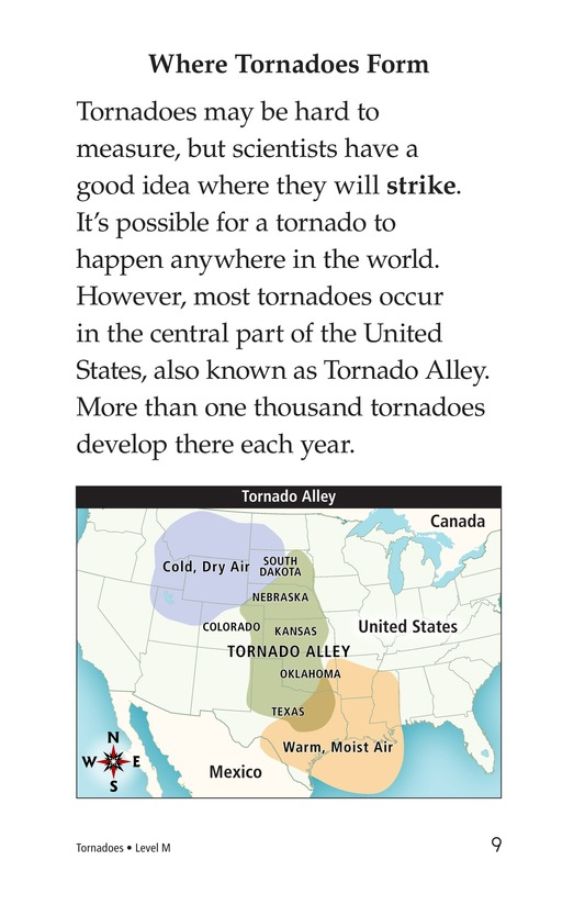 Book Preview For Tornadoes Page 9