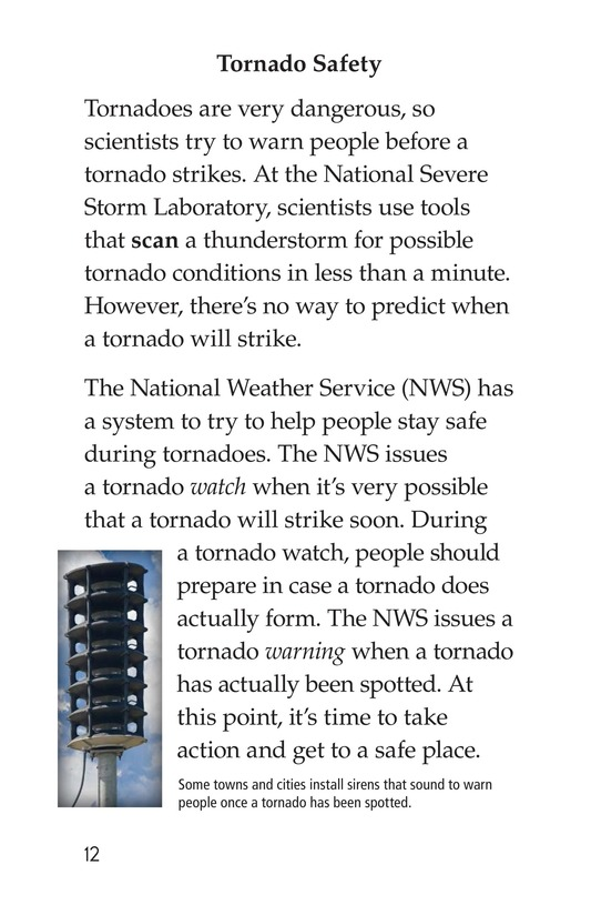 Book Preview For Tornadoes Page 12