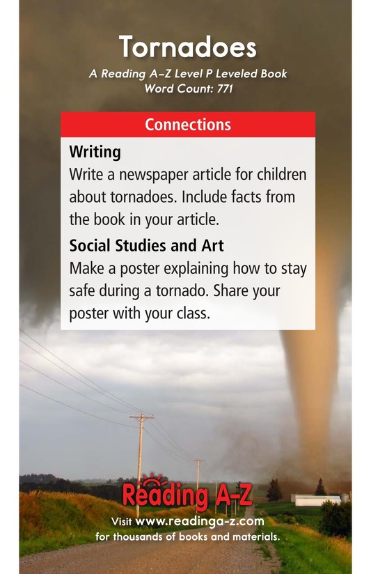 Book Preview For Tornadoes Page 17