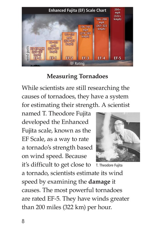Book Preview For Tornadoes Page 8