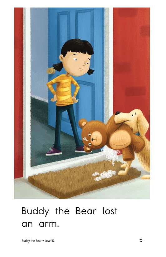 Book Preview For Buddy the Bear Page 5