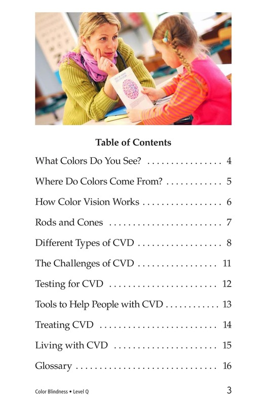 Book Preview For Color Blindness Page 3