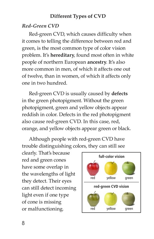 Book Preview For Color Blindness Page 8