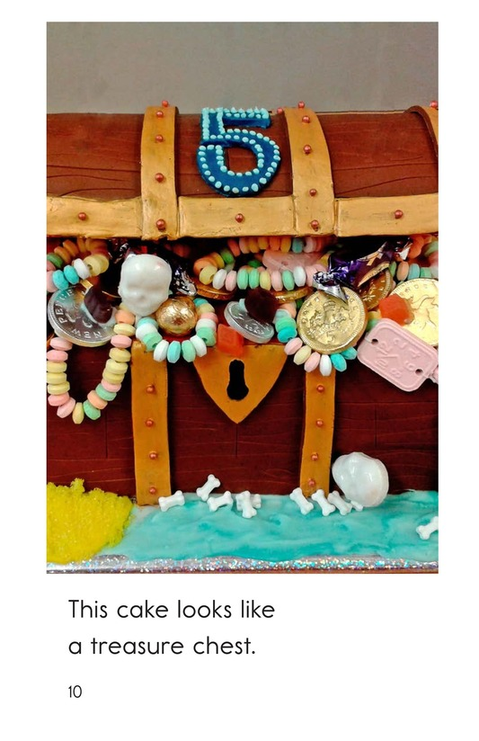 Book Preview For Crazy Cakes Page 10