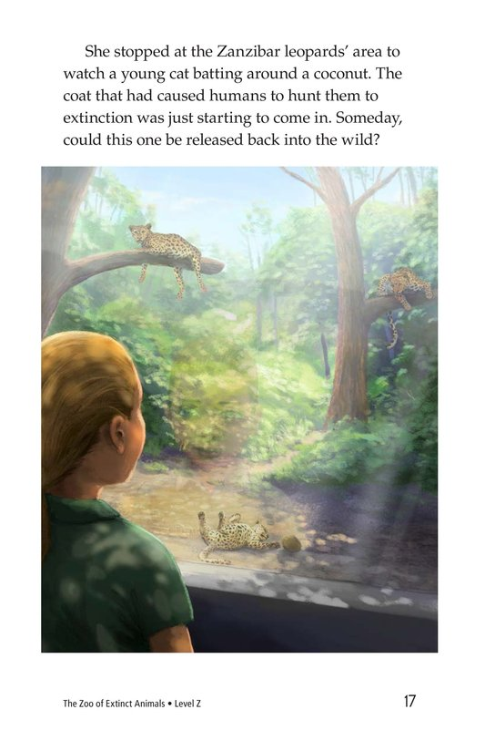 Book Preview For The Zoo of Extinct Animals Page 17