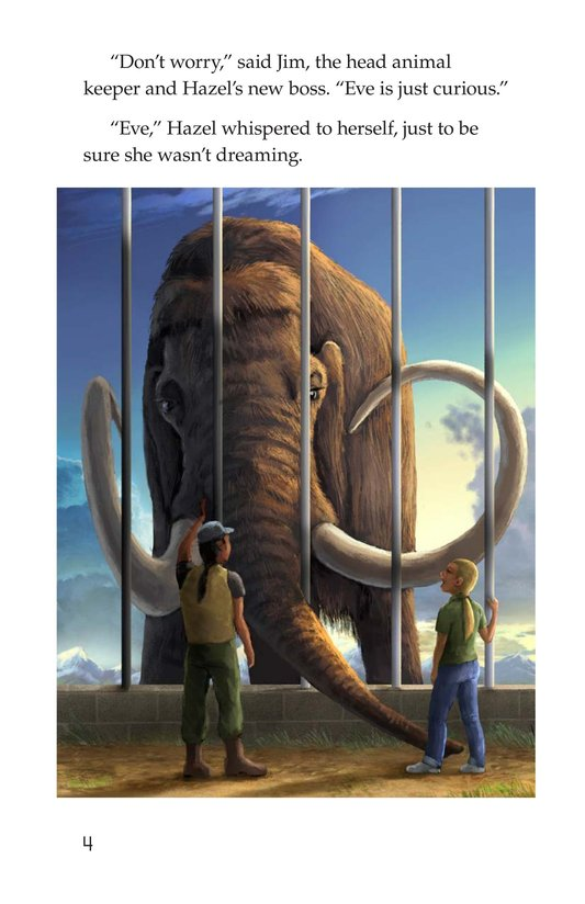 Book Preview For The Zoo of Extinct Animals Page 4