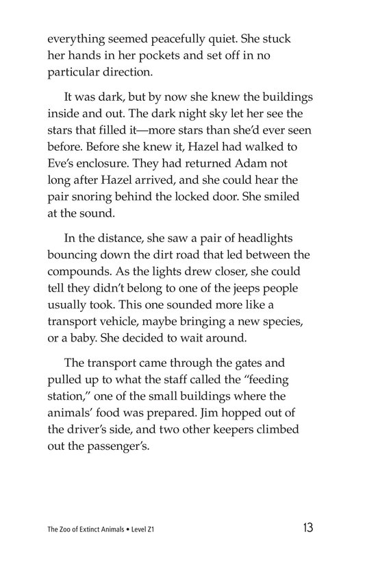 Book Preview For The Zoo of Extinct Animals Page 13