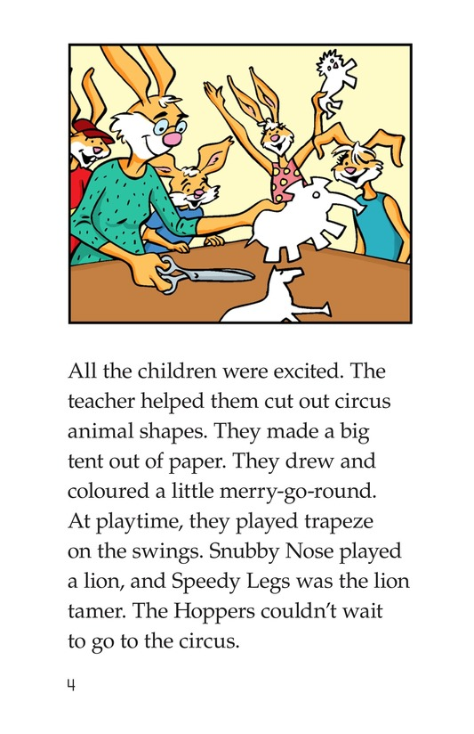Book Preview For To the Circus Page 4