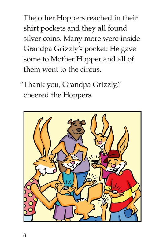 Book Preview For To the Circus Page 8