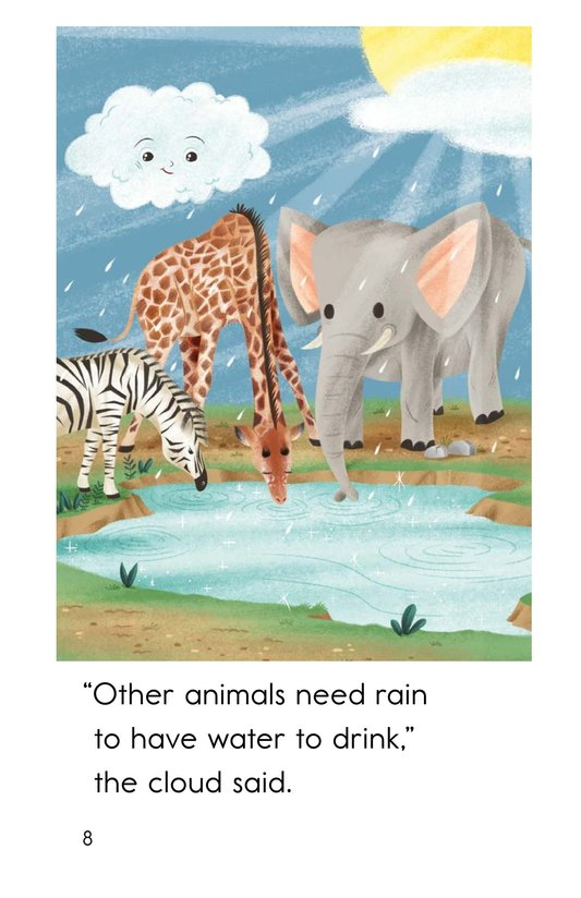 Book Preview For Who Needs Rain? Page 8
