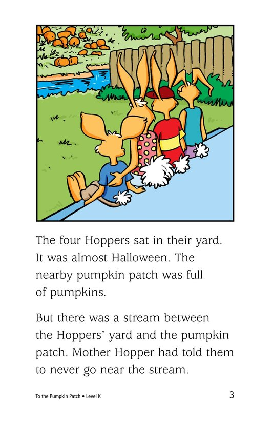 Book Preview For To the Pumpkin Patch Page 3